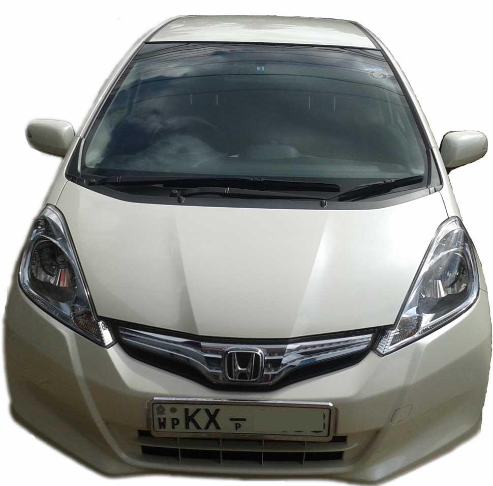 Luxury Rent A Car Sri Lanka